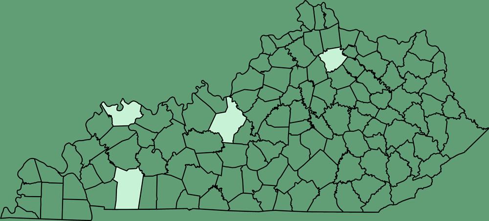 Kentucky Hemp Counties
