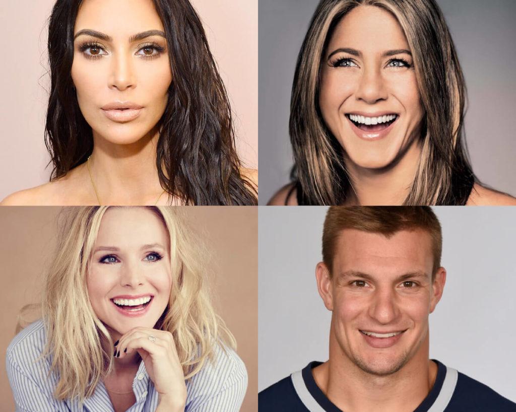 Celebrities that endorse CBD - 4 celebrities